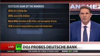 Deutsche Bank's house is on fire
