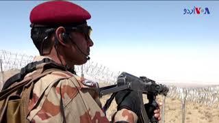 بلوچستان میں 1270 کلومیٹر سرحد پر باڑ لگانے کا آغاز