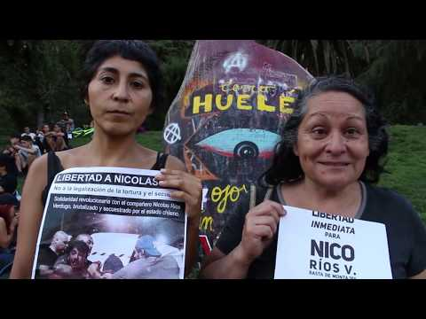 Libertad Para Nicolás Ríos