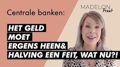 🚨 Bitcoin halving is een feit!! & Fed blijft printen | #46 Madelon Praat | Misss Bitcoin