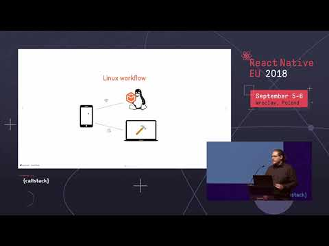 [LIGHTNING TALK] Josef Roth - Developing iOS apps on Linux