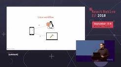 [LIGHTNING TALK] Josef Roth - Developing iOS apps on Linux