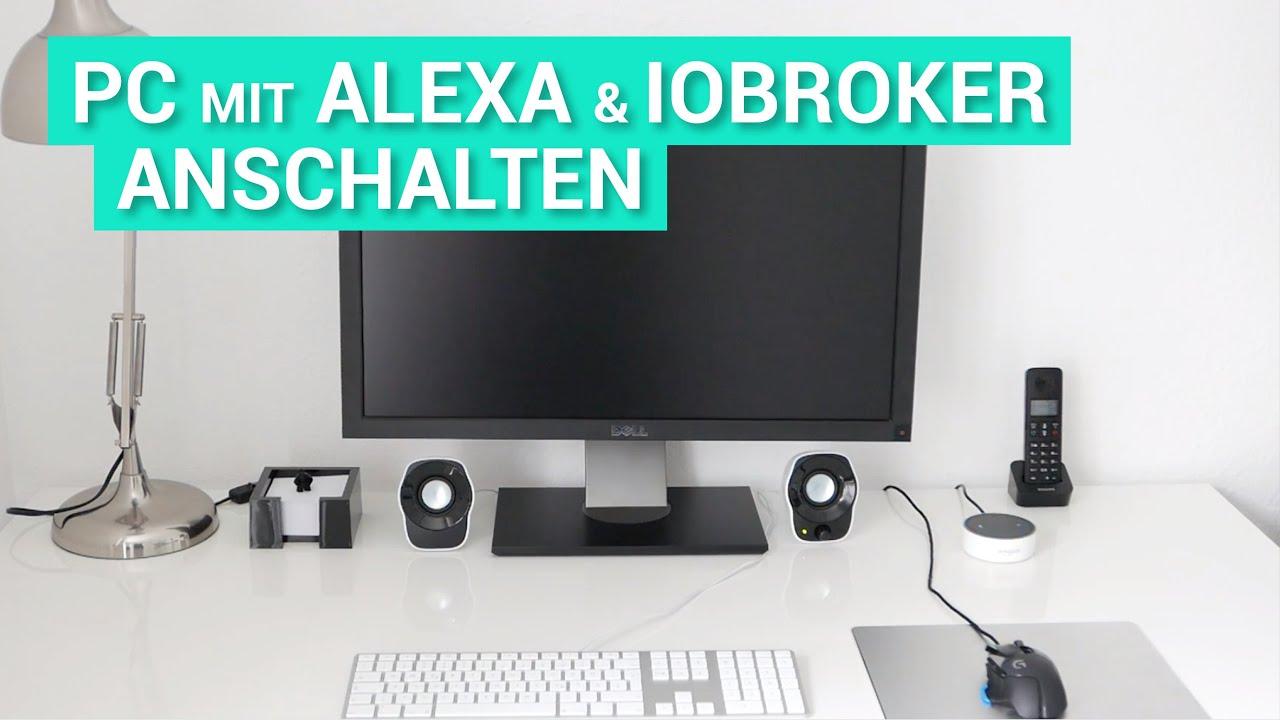 Pc Mit Alexa Starten