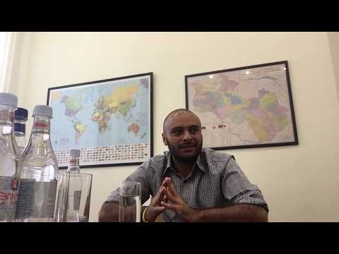 Meet Sarkis Balkhian! (part 1)