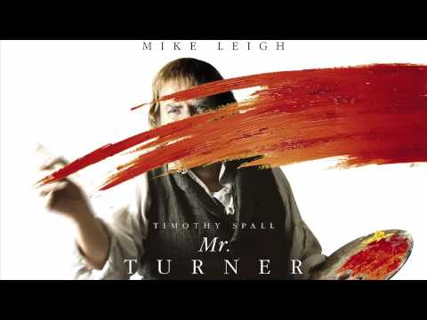 Mr. Turner 2014   Action Painting
