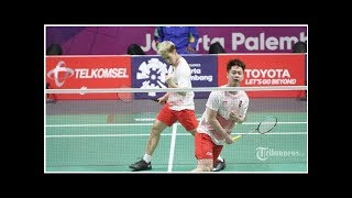 vuclip Live Streaming Sore Ini Pukul 18.00 WIB, Final Bulutangkis Indonesia Vs China