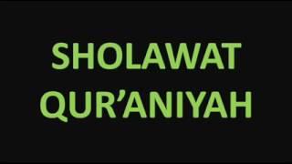 Sholawat Qur'aniyah Merdu sekali Mp3