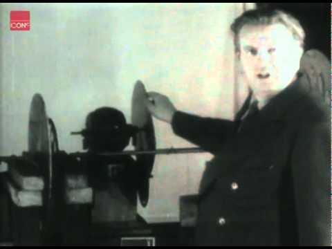 John Logie Baird describes first television