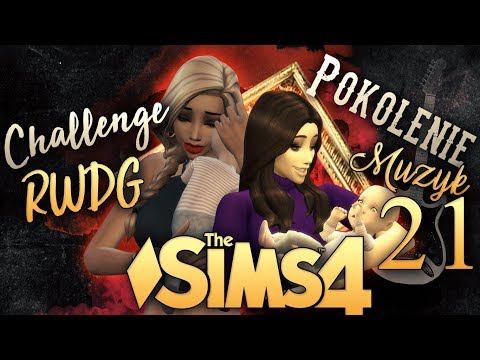 PŁODZIMY I RODZIMY XD ?? MUZYK ? ? - The Sims 4 Challenge RWDG #21 thumbnail