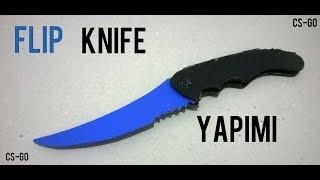Flip Knife Yapımı [CS-GO]
