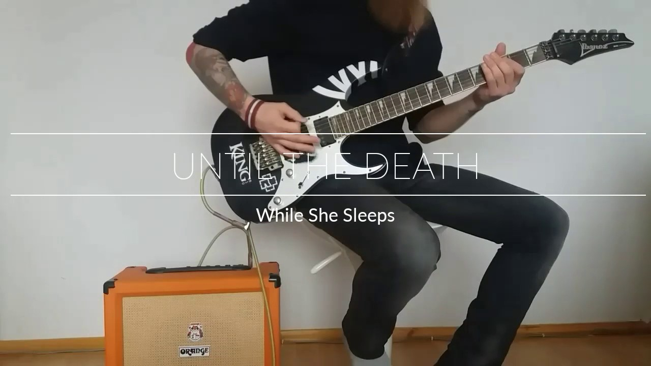 how to play until it sleeps on guitar