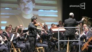 BANDA UNIÓ MUSICAL PICANYA 12/11/2016 - HOMENATGE A VICENT PASTOR