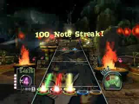Guitar Hero III Custom song - TnT with Ac/Dc