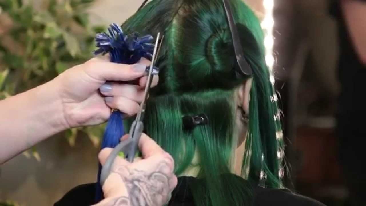 How to u tipbonding hair extensions tutorial wie bringt man how to u tipbonding hair extensions tutorial wie bringt man u tip extensions an pmusecretfo Choice Image