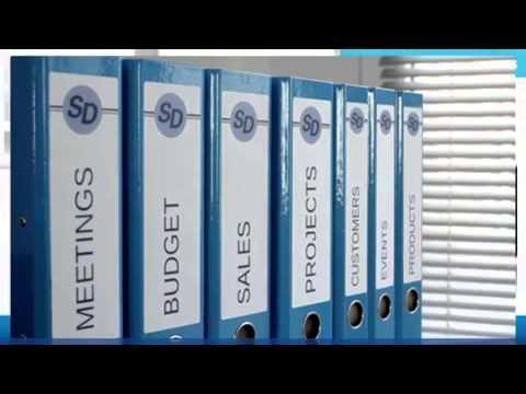Avery Organising & Filing Labels