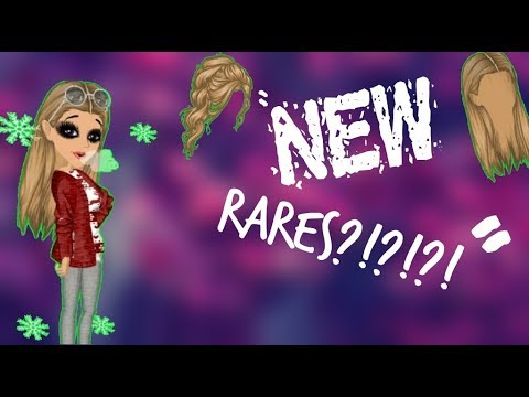 MSP added new hidden rare hairs in the shop!!!!
