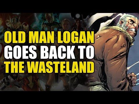 The Secret Origin of Old Man Logan Prelude (ANAD Old Man Logan Vol 5: Past Lives)
