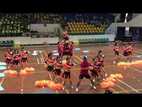 Cheer dance - Song Than Br - 2015