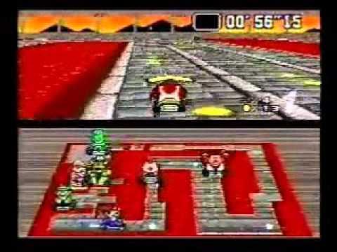 Super Mario Kart - Speed Run in 0:25:31 (All Cups 150cc) by DK28 [Super NES]