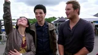 【侏羅紀世界:殞落國度】丹妮拉皮內達和賈斯提斯史密斯篇 - 6月6日 IMAX同步震撼登場