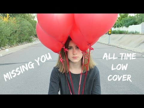All Time Low - Missing You - Cover by Samantha Potter