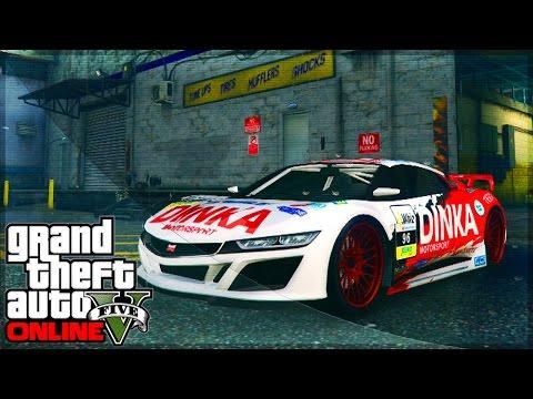 Gta Online Dinka Jester Racecar Edition Gta Racecar Jester