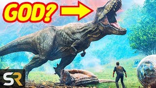 10 Jurassic Park Fan Theories So Crazy They Might Be True thumbnail