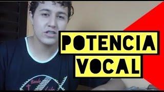 Aula de Canto - Exercícios para melhorar a voz (Potência Vocal) - CANTE BEM 2 | #DicasdoPaulo