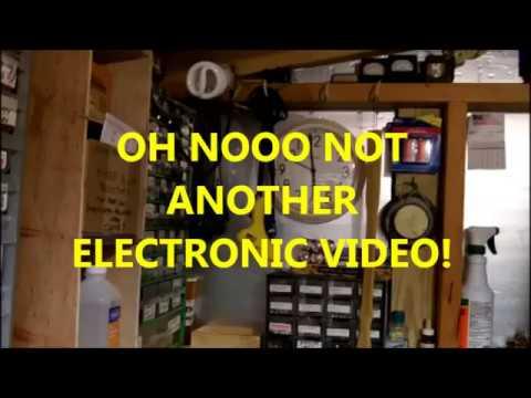 Grounding My Radios In My Shop