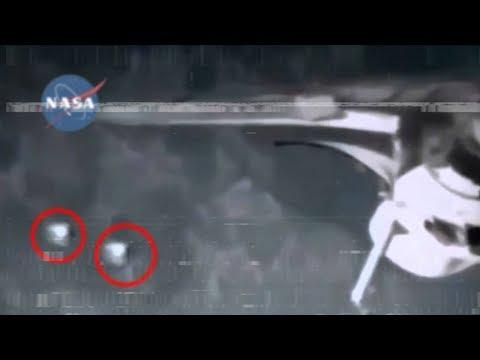Los OVNIS que destruyeron al Columbia