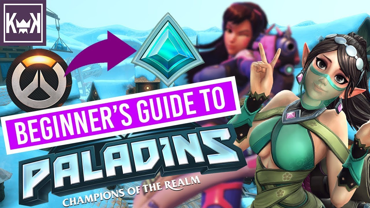 Paladins God Guide - How to Best Build and Play Skye