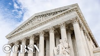 Listen live: Supreme Court to hear oral arguments in dispute over HIV/AIDS funding