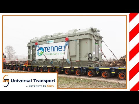 Universal Transport - Multimodal transport of two transformers