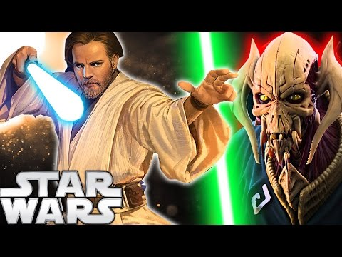 Why Did General Grievous Lose to Obi-Wan Kenobi in Revenge of the Sith? Star Wars Explained
