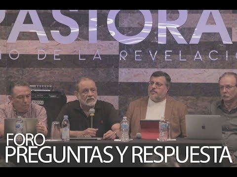 Retiro Pastoral USA 2017 Foro Preguntas y respuestas.