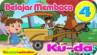 Aku Bisa Membaca bersama Lala 4  HD |  Kastari Animation Official