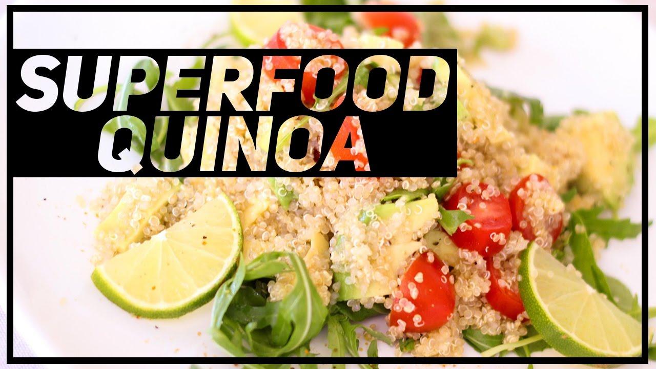 ist quinoa gut zum abnehmen