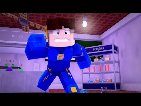 Minecraft: ESCAPE DO LABORATORIO COM ARMADILHAS *impossível* ‹  FLASH3  ›