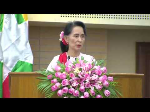 Opening Session: Forum on Myanmar Democratic Transition