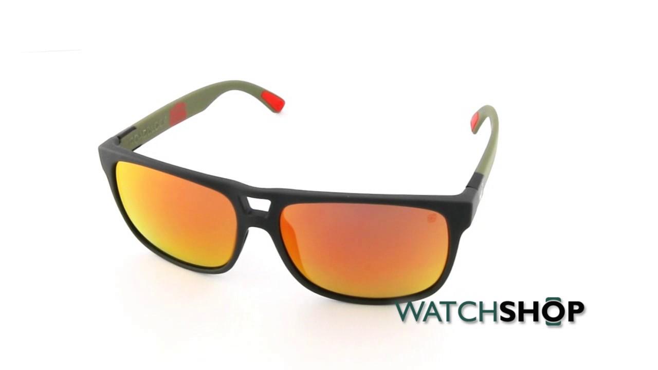 60f1addcaa Dragon Roadblock H2O Sunglasses (29395-043) - YouTube