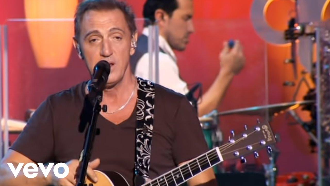 Franco De Vita No Basta Live Youtube
