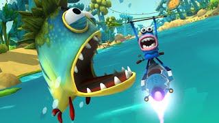 VR360 Куми Куми   Смешные мультики   Cartoons for Kids Video 360