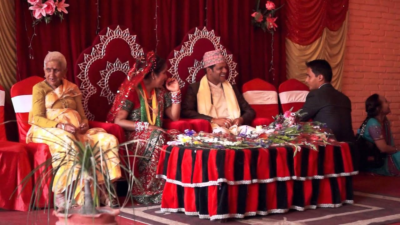 Amazing wedding party highlights sanjay weds chandani amazing wedding party highlights sanjay weds chandani wedding nepal junglespirit Image collections