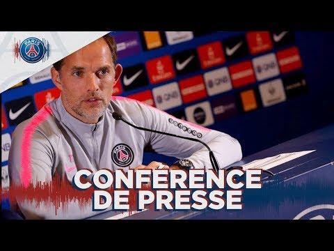 🎙 Conférence de presse de Thomas Tuchel avant Paris Saint-Germain 🆚EA Guingamp #psglive
