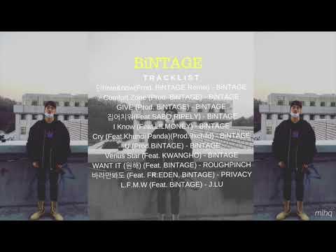 BiNTAGE / artist playlist