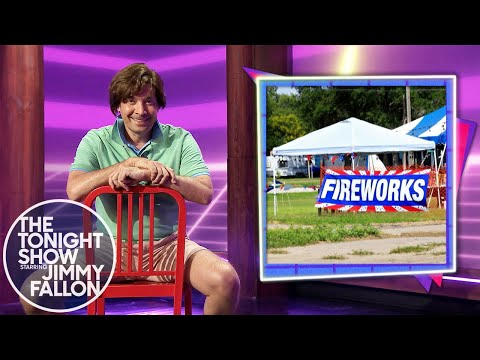I Like Your Style: Firework Tents, Gas Station DVDs
