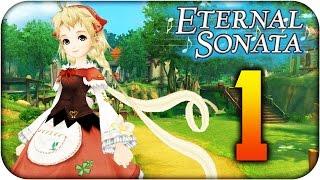 |1|Eternal Sonata|Capitulo 1|El comienzo de una gran aventura|Español|60FPS|PS3|