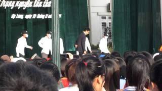 Chuyên Hạ Long - Jabbawockeez Dance - 19/11/2011