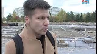 Как продвигается ремонт главной городской площади