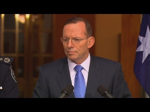 MH17: Australian PM announces Federal Police to be deployed to crash site